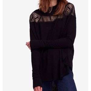Free People Spring Valley Lace XS
